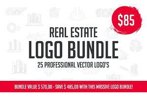 Real Estate Logo Bundle