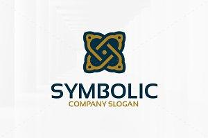 Symbolic Logo Template