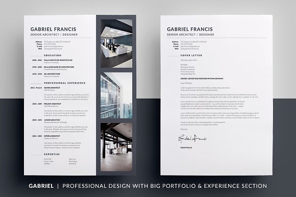 Essential Resume Collection ~ Resume Templates ~ Creative Market