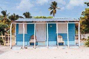 Caribbean houses