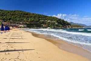 La Biodola beach - Isle of Elba
