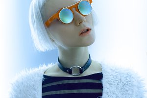 Blonde Bob Kare