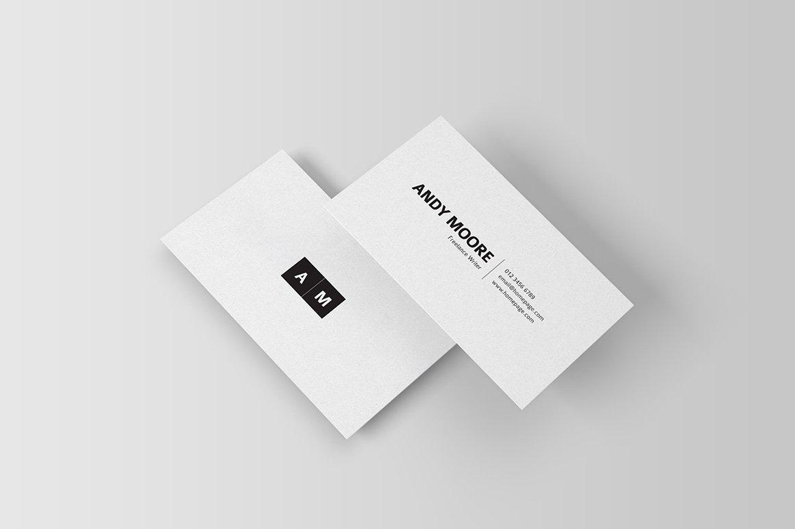 Freelancer Business Card I ~ Business Card Templates ~ Creative Market