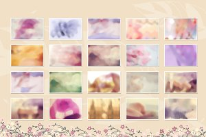 22 Art Blurred Backgrounds