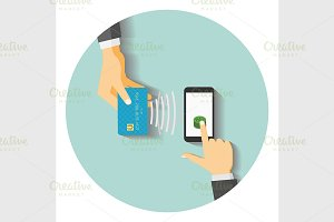 mobile payments from credit card