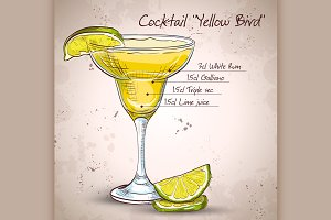 Yellow Bird is a cocktail