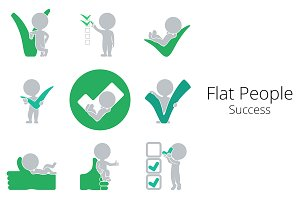 Flat People - Success