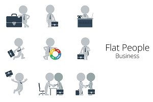 Flat People - Business