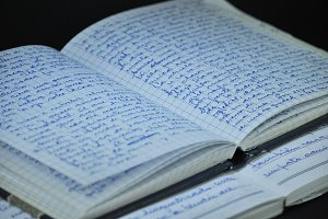 handwriter notebook