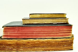three ancient books
