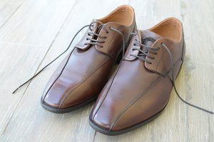Gentleman's shoes