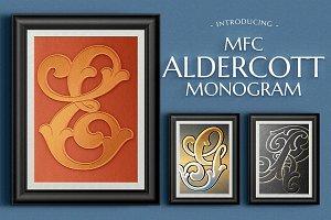 MFC Aldercott Monogram