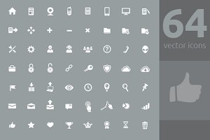 Useful app icon set 1