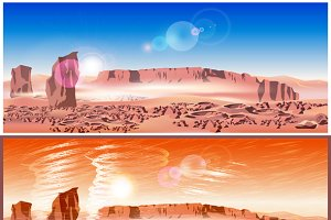 Landscapes of Distant Planets