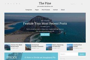 The Pine   WordPress Theme
