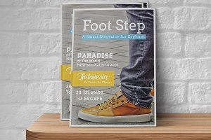 Footstep Magazine