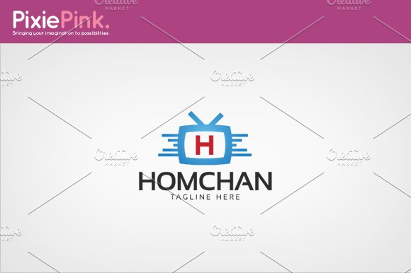 Home Channel Logo Template