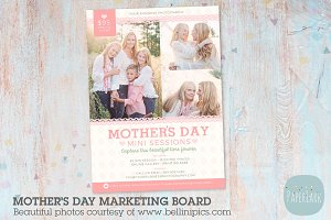 IM004 Mother's Day Marketing Board