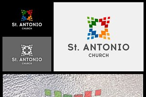St. Antonio Church Logo