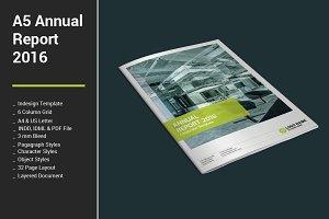 A5 Annual Report 2016