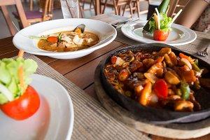 Thailand Cuisine Seafood