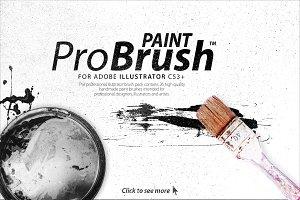 Paint ProBrush™ + Bonus Textures