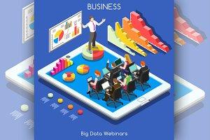 Webinar Business App for Tablet