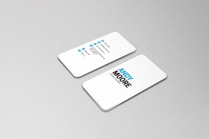 Freelancer Business Card IV