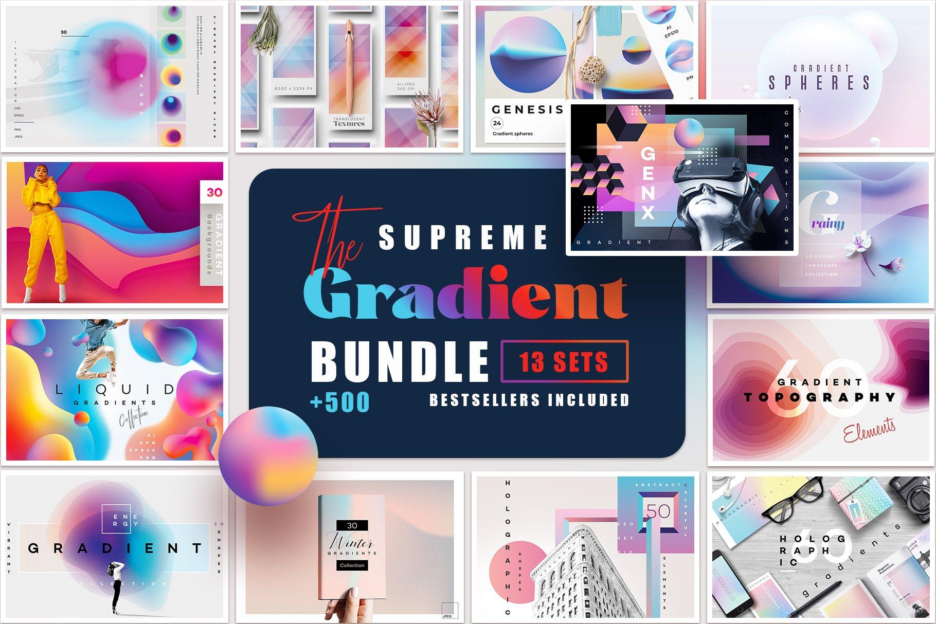 [VIP] The Supreme Gradient Bundle