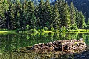 Trentino - Caprioli lake