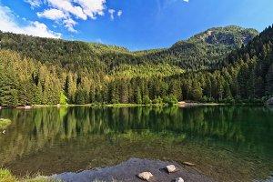 Trentino - lago dei Caprioli
