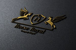 Horse Royal Logo