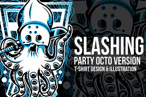 Slashing Party #2 Illustration