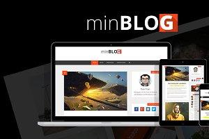 MinBlog - Personal Mnimalist Theme