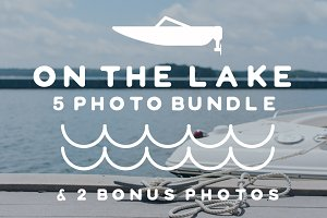 On The Lake Photo Bundle + Bonus