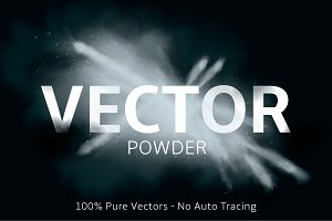 Vector powder, dust explosion set