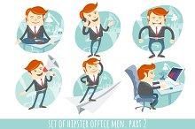 Office men set. Part 2