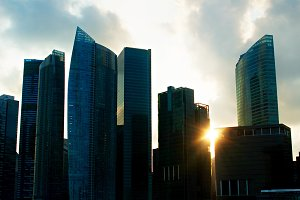 Singapore backlight