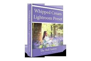 Whipped Cream Lightroom Preset