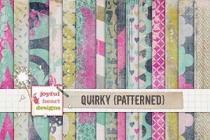 Quirky {patterned}
