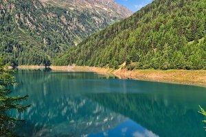 Pian Palu lake - Trentino, Italy