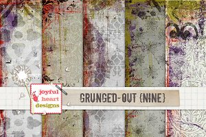 Grunged-Out {nine}