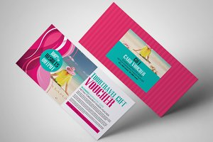Tour Travel Gift Voucher Template