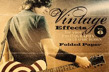 (20% OFF) Effects 6 - Folded Paper