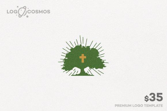 Religious Tree Logo