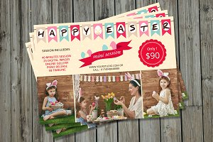 Easter Mini Session Template-V218