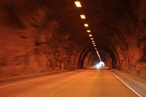 Hewn Tunnel