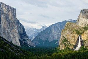 Captain & Bride, Yosemite