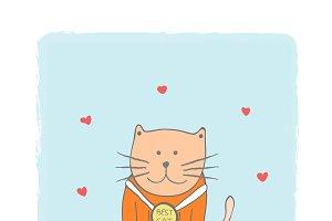 Best Cat card