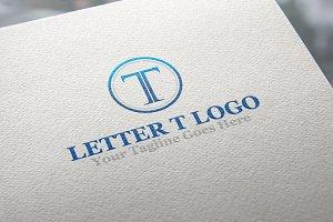 Letter T | Logo Template